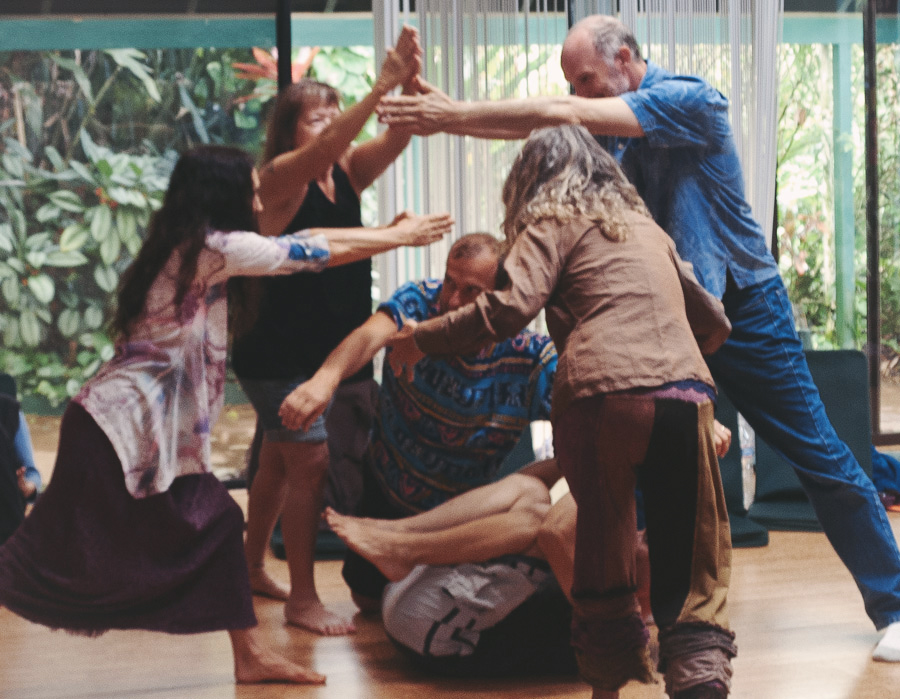 Using Theater of the Oppressed during Community Connections
