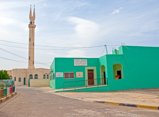 Al Aqaba Cheese Factory and Mosque