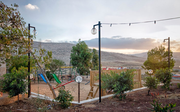 New Al Aqaba Playground